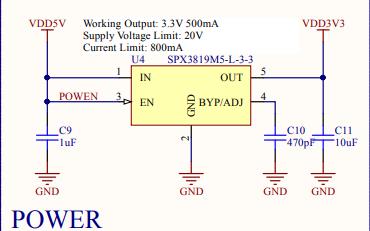 NODE 单片机 ESP12的电路原理图免费下载