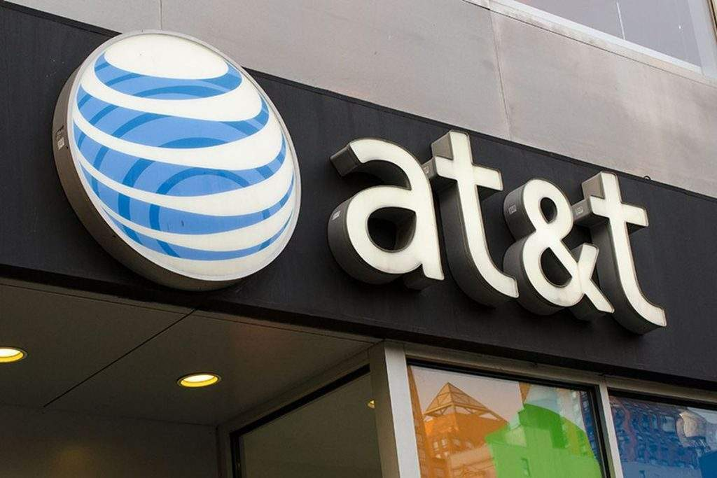 2020年初AT&T预计将使用6GHz以...