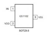 低功耗电力线过零检测芯片