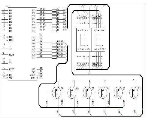 C51单片机LED数码管计数器的龙8国际娱乐网站