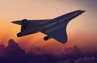 美国超音速飞机制造商Boom正在研发更廉价的超音速客机Overture