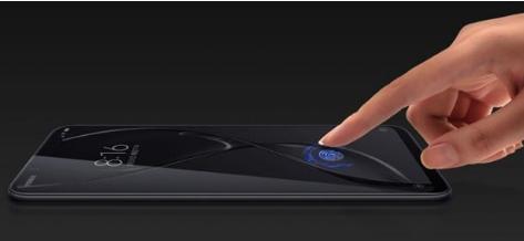 小米发布最新研究成果 屏下指纹识别可大?#27573;?#30450;解屏幕