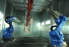 国内喷涂机器人崛起的三大方向