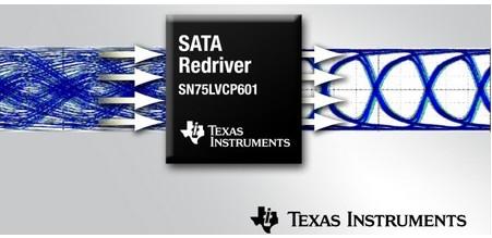 德州儀器SATA轉接驅動器SN75LVCP601的主要特性與優勢