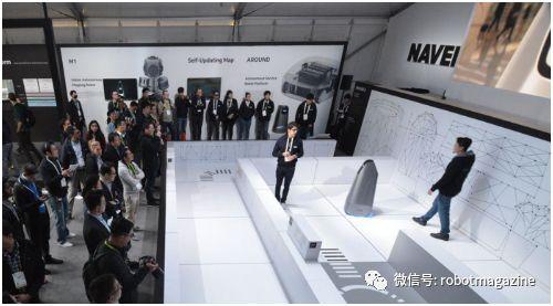 亚博NAVER实验室宣布与LG展开合作