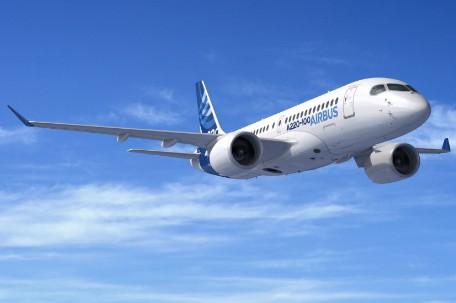 空客A220飞机美国总装线在莫比尔正式动工预计在明年全部完工交付