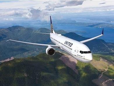 美联航波音787今年将升级至北极星商务舱