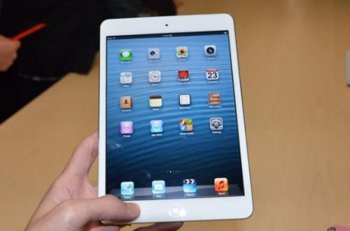 苹果将在今年上半年发布第五代iPad mini平板电脑以及入门级iPad