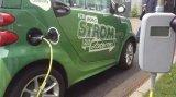 电动汽车充电难?看这个德国人怎么解决