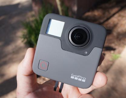 GoPro近日发布的Beta版固件 显著提升了VR头显