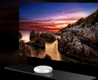 长虹激光电视C5U最好地解决了屏幕太小、色彩丰富度不够这两个问题