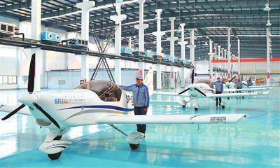 河南省大力推进航空产业迅猛发展要从四个方面抓起