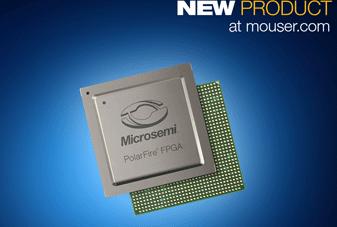 Microsemi PolarFire FPGA相比基于SRAM的FPGA 耗电量最高可降低50%