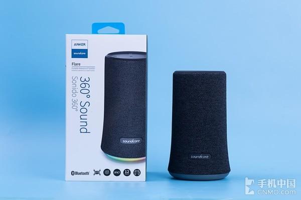 SoundcoreFlare蓝牙音箱评测 499元的售价值得购买