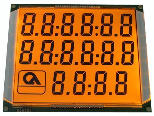 LCD液晶显示原理及RGB原理解析