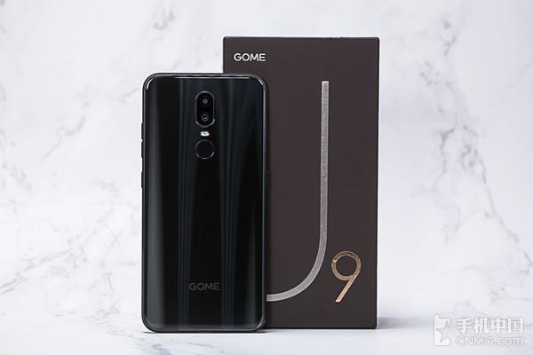 国美U9手机评测 千元价位畅享高颜值的双面玻璃