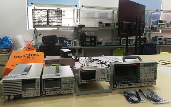 固纬仪器正式入驻电子发烧友创新开放实验室