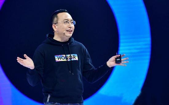 荣耀总裁赵明:今年俄罗斯手机市场份额目标是第一