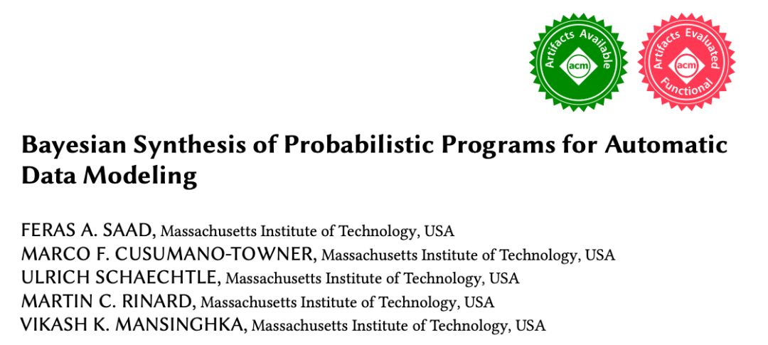 亚博MIT使用贝叶斯推理让计算机程序编写专门为数据分析设计的新程序