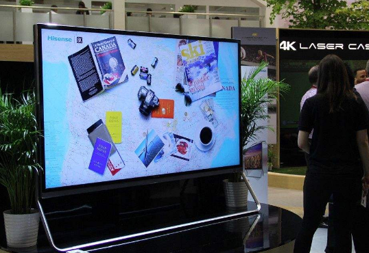 8K电视或将在2019年实现商业化