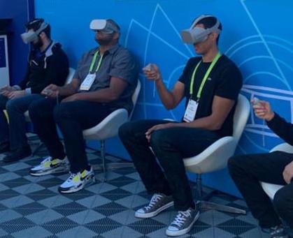 福特汽车通过VR的方式展示了Co-Pilot360辅助驾驶系统