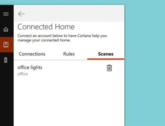 微软小娜获新技能 能对各种智能家居功能进行配对