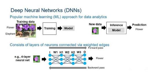 在DNN算法领域 未来FPGA与CPU的性能对比...