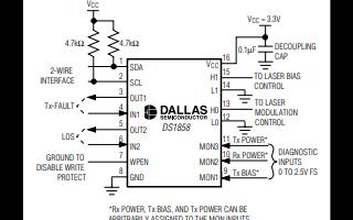 DS1858双温控电阻器的数据手册免费下载