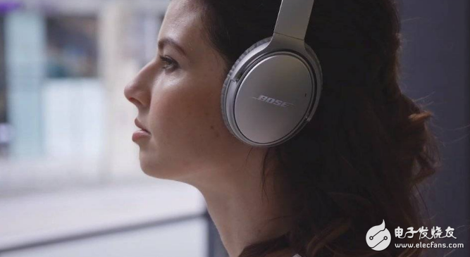 Bose绝对不仅仅是一家消费级耳机厂商