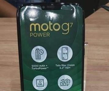 联想Z5 Pro GT 855版明天开启预约 Moto G7 Power真机图曝出