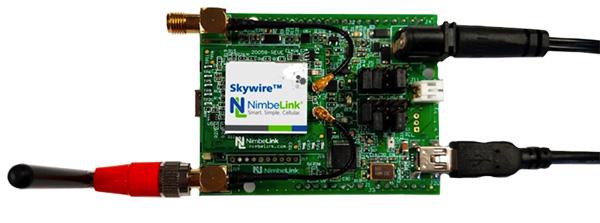 使用LTE Cat M1调制解调器降低物联网无线连接的成本