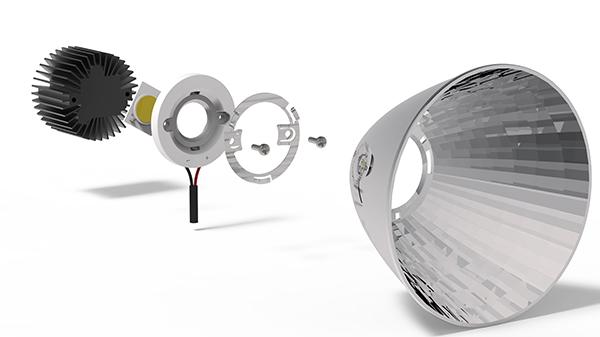 改善LED底座设计和系统实现LED照明资源的互换性
