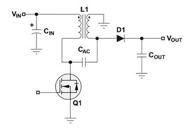 比较耦合和非耦合电感组成的SEPIC稳压器的区别