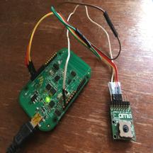 基于传感器的精确微型操纵杆的设计