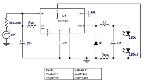德州仪器提供的LED照明在各领域的设计解决方案
