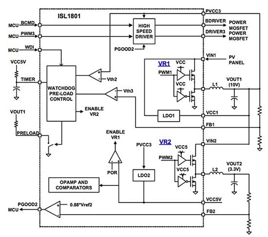 专为能量收集应用而设计多模PMIC的特点