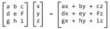 线性代数是什么?为什么要有线性代数?
