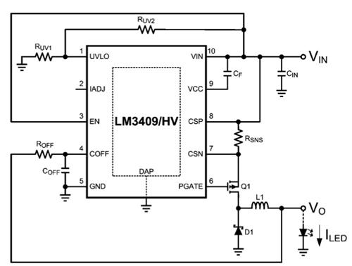 现代高亮度LED驱动电源解决方案