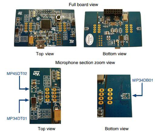 应用与音频设计的MEMS麦克风技术介绍