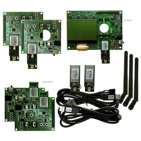 使用开发工具和套件设计RF通信设备的开发系统