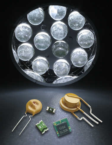 LED照明的保护电路性能分析