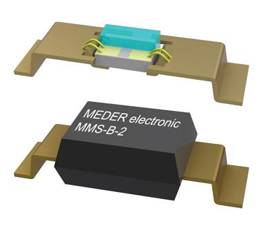 微机械干簧开关的MEMS解决方案