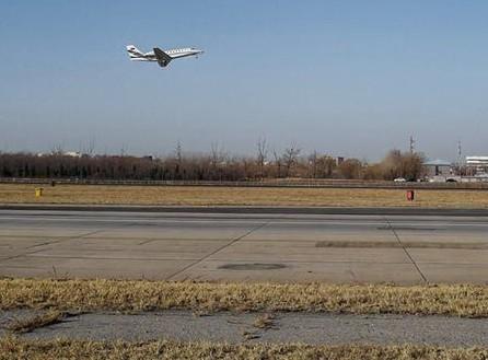 北京大兴国际机场正式开始启动空中建设