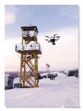 无人机在零下35度起飞