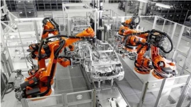 KUKA工业机器人的内部结构是怎样的来了解吧