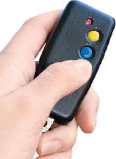 RF遙控器的簡易設計與應用