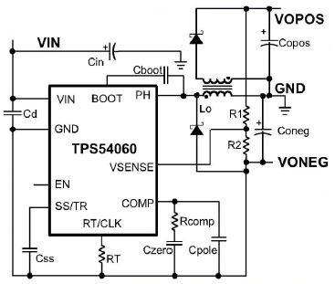 如何设计出分离式电源