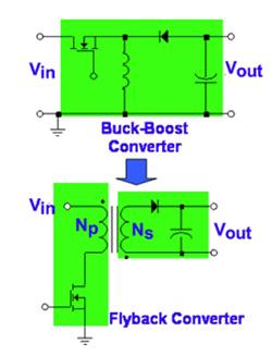 反激式稳压器的特性及应用