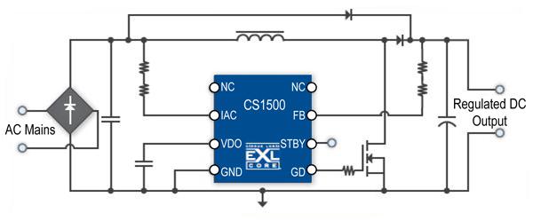 AC/DC前端转换器模块中功率因数校正技术介绍