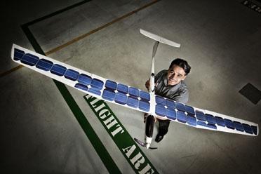 采用能量收集和传感器娱乐城白菜论坛实现太阳能无人驾驶飞行系统设计